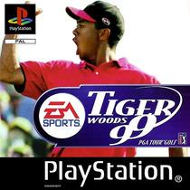 Ea Sports Tiger Woods 99 Pga Tour Golf Ps1 Ps2