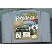 N64 V-rally 99 Envio Gratis