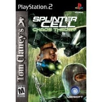 Tom Clancy´s Splinter Cell Chaos Theory Ps2