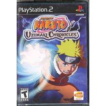 Ps2 Naruto Uzumaky Envio Gratis Nuevo