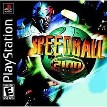 Ps1 Speedball 2100 Nuevo Entrega Inmediata
