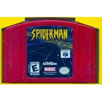 N64 Spiderman/ El Hombre Araña Envio Gratis