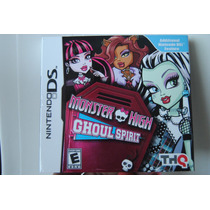 Monster High Ghoul Spirit Juego Nintendo Remate