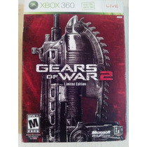 Gears Of War 2 Collectors Edition Hm4