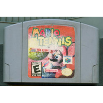 N64 Mario Tennis Envio Gratis