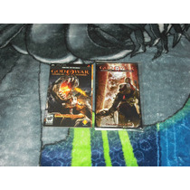 God Of War Demo Y Collectors Item Chains Of Olimpus Psp Ps2
