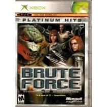 Xbox Brute Force Platinum Hits