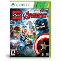 Lego Marvel S Marvels Avengers Xbox 360 Nuevo Blakhelmet E