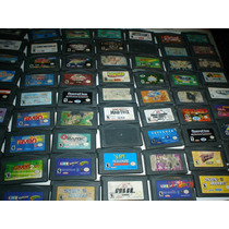 Game Boy Advance Varios Titulos A 100 Pesos Cada Uno