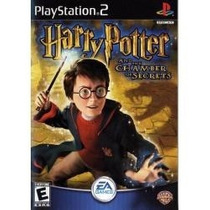 Harry Potter And The Chambers Of Secrets Ps2