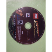 Indiana Jones The Original Adventere Ps3 Es Solo El Cd.