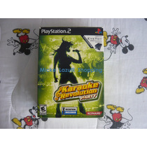 Karaoke Revolution Party Ps2 Konami 2005
