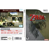 The Legend Of Zelda Twilight Princess Wii Y Wiiu