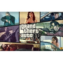 Tarjeta Steam Grand Theft Auto Iv Complete Edicion Pc Gtx