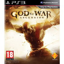 God Of War: Ascension Ps3 Pakogames