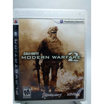 Call Of Duty Modern Warfare 2 Playstation 3 Ps3
