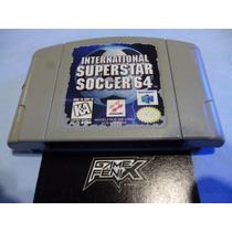International Super Star Soccer 64 N64 Ultra. By Konami