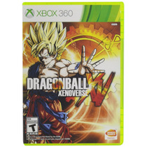 Dragon Ball Xenoverse Nuevo Sellado Xbox 360