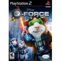 G- Force Ps2 Seminuevo