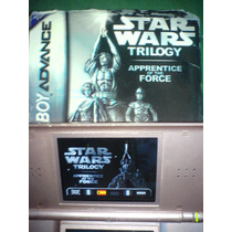 Star Wars Trilogy Aprentice Of The Force Gb Advance Generico