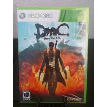 Dmc Devil May Cry Xbox 360 Nuevo De Fabrica Citygame