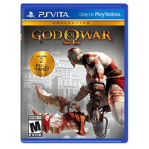 ..:: God Of War Collection ::.. Para Playstation Vita