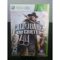 Call Of Juarez The Cartel Xbox 360 Nuevo De Fabrica