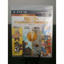 Best Of Playstation Network Volume 1 Ps3 Nuevo Citygame
