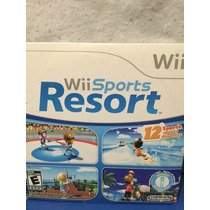 Wii Sports Resort ( Caja Grande O Chica )