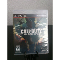 Call Of Duty Black Ops Ps3 Nuevo De Fabrica Citygame