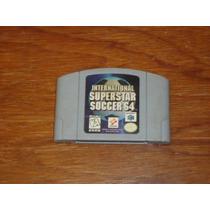 Nintendo 64 International Superstar Soccer