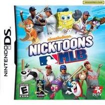Juego Para Ds Nintendo Nicktoons Mlb! Nuevo