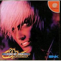 The King Of Fighters 99 Evolution Dreamcast Japonesa