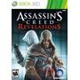 Assassins Creed Revelation Xbox 360 Videojuego Sellado Nuevo