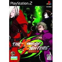 The King Of Fighters 2003 Ps2 Japones