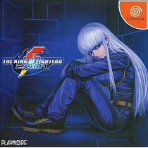 The King Of Fighters 2001 Dreamcast Japonesa