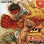 Street Fighter 3 Double Impact Dreamcast Japonesa
