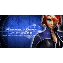 Juego Xbox 360 Perfect Dark Zero