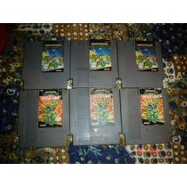 Nintendo Tortugas Ninja 1 Y 2 (nes)