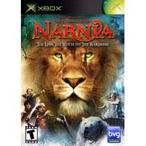 Narnia The Lion, The Witch And The Watdrobe Xbox Clasico