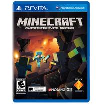 ..:: Minecraft ::.. Para Playstation Vita En Start Games