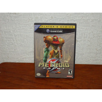 Nintendo Game Cube Metroid Prime