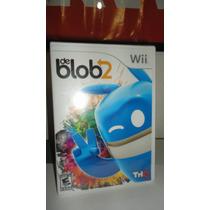 De Blob 2 Nintendo Wii Nuevo Y Sellado