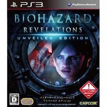 Bio Hazard Revelations Unveiled Edition Ps3 Japonesa