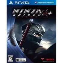 Ninja Gaiden 2 Plus Ps Vita Japonesa
