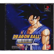 Dragon Ball Final Bout Ps1 Japonesa
