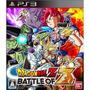 Dragon Ball Z Battle Of Z Ps3 Japonesa