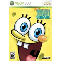 Spongebob Truth Or Square Xbox Usado Y Aceptamos Cambios