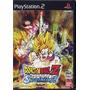 Dragon Ball Z Sparking! Ps2 Japonesa
