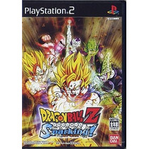Dragon Ball Z Sparking! Ps2 Japonesa